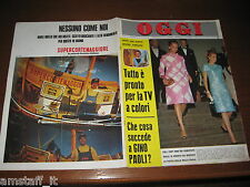 OGGI 1966/26=GRACE KELLY=GINO PAOLI=BOBBY SOLO=ANGELA CAMURRI=RAQUEL WELCH=MINA=