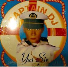 CAPTAIN DJ yes sir (3 versions) MAXI33T 2000 RARE NM++