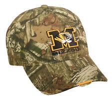 Missouri/Mizzou Tigers Mossy Oak Break-Up Infinity Camo Deer Hunting Hat/Cap