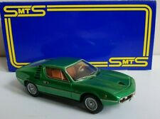 Alfa Romeo Montreal, grünmet., 1:43, SMTS CL19