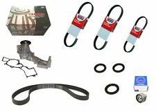 Water Pump Timing Belt Master Kit For Nissan Frontier 01-04 3.3L Supercharged