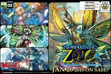 The Awakening Zoo Booster Box CARDFIGHT Vanguard Neo Nectar Great Nature (CARD)