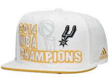 San Antonio Spurs  2014 NBA Champions Snapback Basketball Cap Hat Adjustable