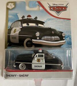 Disney Cars. SHERIFF. 2021 Card. New