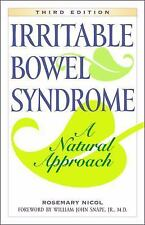 Irritable Bowel Syndrome: A Natural Approach - Acceptable - Nicol, Rosemary -