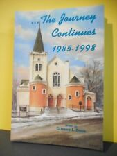 Wesley United Church,St John's Newfoundland:The Journey Continues 1985-1998