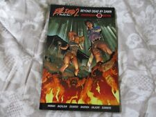 Space Goat Publishing Evil Dead 2 Beyond Dead By Dawn Volume # 1 Deluxe Edition