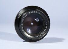 Carl Zeiss Jena 135mm f/4.5 Lens * Screw Mount * Excellent