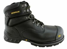 Boots Occupational Shoes for Men with Steel Toe