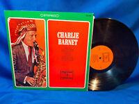 Charlie Barnet LP S/T Self-Titled Everest FS-282 Harlem Nocturne