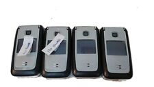 4 Lot Nokia 6125 GPRS EDGE Cell Phone Locked Cti Movil Used Wholesale For Parts