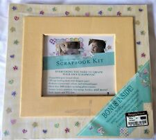 NWT~Paper Boutique Scrapbook Kit *Baby Memories Deluxe*