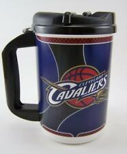 Cleveland Cavaliers 20 oz Thermo Mug & Lid NEW Insulated Travel Cup Coffee beer