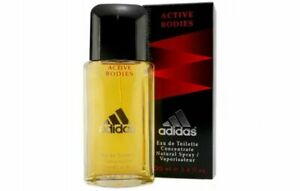 ADIDAS ACTIVE BODIES CONCENTRATE - BLACK - EDT 100ml ORYGINAL
