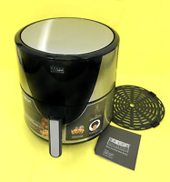 Bella Pro Series 8 Qt Touchscreen 120V Air Fryer - 90088 Stainless Steel #NO0884
