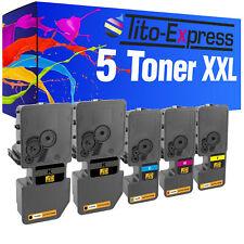 5 Toner für Kyocera TK-5230 XXL PlatinumSerie EcoSys M 5521 CDN M 5521 CDW P 502