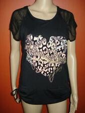 Crossroads Polyester Animal Print Regular Tops & Blouses for Women