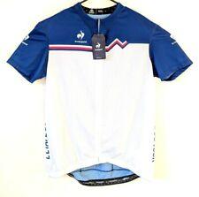 Le Coq Sportif Xxl Cycling Jersey Tour De France Pau Hautacam Cycle Top Shirt
