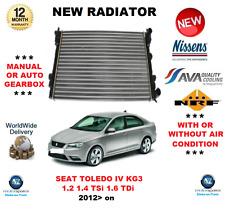 für Seat Toledo IV KG3 1.2 1.4 TSI 1.6 TDI 2012 > NEU Kühler OE-Qualität