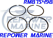 Piston Ring Set for Volvo Penta MD1B, MD2B, MD3B, MD11C, MD11D, MD17C,D,  875498