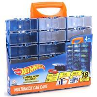 Mattel Hot Wheels Sammelkoffer Regal Vitrine einzeln endlos erweiterbar