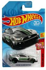 2018 Hot Wheels Then and Now #9 Custom '15 Ford Mustang Kroger Exclusive