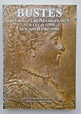 NUMISMATIQUE: Bustes rois et reines de France sur les jetons de l' Ancien Régime