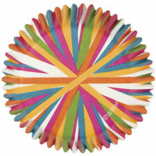 Wilton STANDARD COLOR WHEEL Bright Stripes Cupcakes Muffin Party Baking 75 Cases