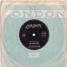 THE KNICKERBOCKERS - ONE TRACK MIND Ultrarare 1966 OZ BEAT/GARAGE Single! EX+