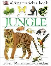 Jungle Ultimate Sticker Books