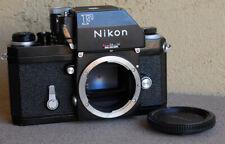 Nikon F BLACK with working Photomic FTn Metered Finder