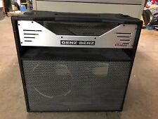 "GENZ-BENZ  EL DIABLO 100 EMPTY CABINET 11""  GREAT FOR PROJECTS ~ FREE SHIP"