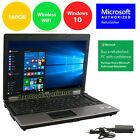 "HP LAPTOP NOTEBOOK PC WINDOWS 10 WIN INTEL CORE 2 DUO 4GB 14.1"" HD DVD COMPUTER"
