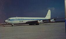 Jay Selman Boeing 707-387B Fuerza Aerea Argentina Postcard