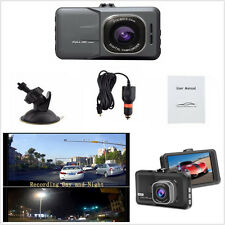 12V Newest 3.0 Inch Car Off-Road Full HD 1080P Camcorder Video Recorder G-Sensor