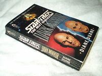 Star Trek Paperback Book The Next Generation Dark Mirror