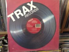 "trax records chicago - lidell townsell - duh duh da, near mint 12"" vinyl"
