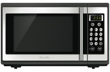 Breville Microwave Oven 1100W Stainless Steel Model BMO300 34L - Brand New