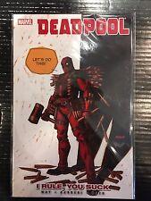 Deadpool Volume 6 Paperback Graphic Novel Marvel Comics 9780785151364
