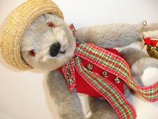 Merrythought Mohair Fully Jointed, Teddy Bear, Limited Edition England
