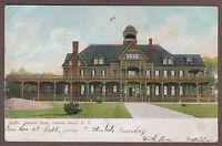 Ontario Hotel Ontario Beach New York 1907 Undivided Back Postcard