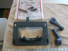 "Cast Iron Motor Mounting Bracket - 12"" Howard & Smith Wood Lathe 2 1/2"" Bed Gap"
