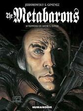 Metabarons, The Humanoids 40th Anniversary Edition, Alexandro Jodorowsky,  Hardb