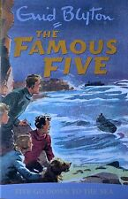 Five Go Down to The Sea Enid Blyton Paperback 1997 Childs Collectable