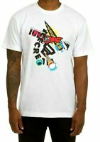ICE CREAM BBC YOU BREAK IT YOU BUY WHITE GRAPHIC TEE T-SHIRT SIZE LARGE NEW