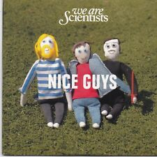 WE Are Scientists-Nice Guys promo cd single