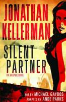 Silent Partner Hardcover GN Alex Delaware Signed Jonathan Kellerman OOP New NM