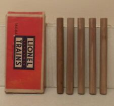 Lionel Postwar 164-64 Logs for Separate Sale - Five (5) Logs in Original Box
