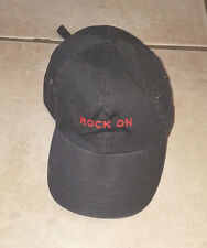 COORS ROCK ON ~  ADJUSTABLE STRAP HAT CAP