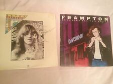 PETER FRAMPTON    Something's happening  / Breaking all the rules  / Comes alive